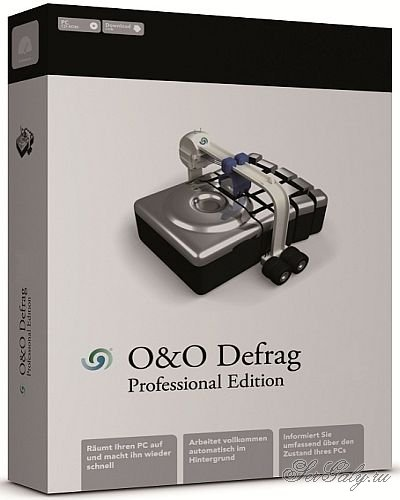 O-O Defrag 23.5 Build 5016 Pro Rus Portable