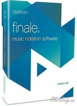 MakeMusic Finale 26.3.1.520