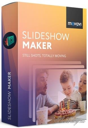 Movavi Slideshow Maker 6.6.0 RePack & Portable by TryRooM