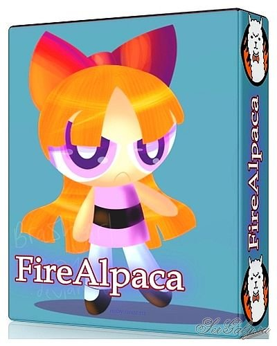 FireAlpaca 2.3.1 Portable by CheshireCat