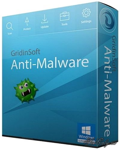 Gridinsoft Anti-Malware 4.1.52 Portable (PortableApps)