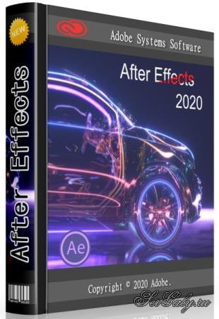 Adobe After Effects 2020 17.1.3.41 RePack by KpoJIuK