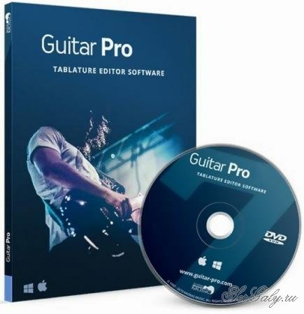 Guitar Pro 7.5.5 Build 1844 + Soundbanks