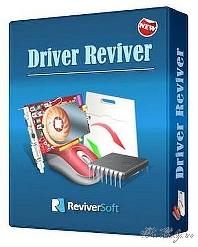 Driver Reviver 5.34.3.2 Portable (PortableApps)
