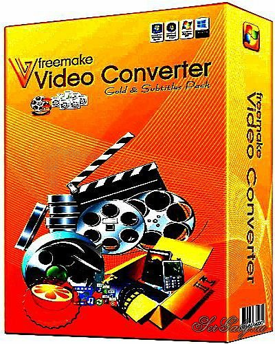 Freemake Video Converter 4.1.12.40 Portable (PortableApps)