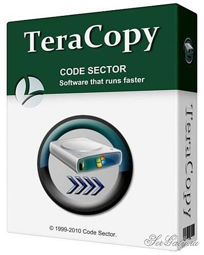 TeraCopy 3.5 Portable by Code Sector