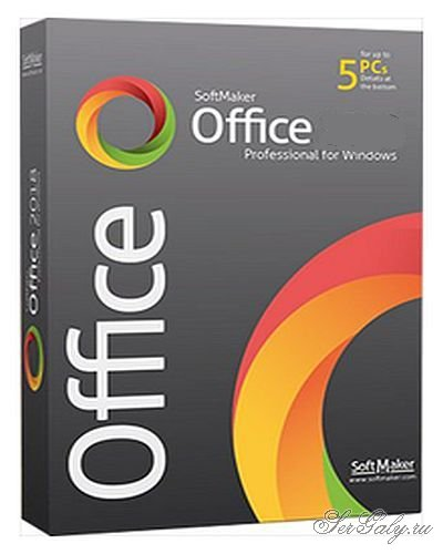 SoftMaker Office 2021 05.29.1014 Pro Portable by SoftMaker Software GmbH