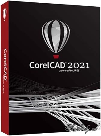 CorelCAD 2021.0 Build 21.0.1.1248
