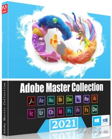 Adobe Master Collection 2021 5.0 by m0nkrus